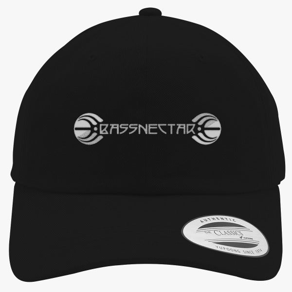 Bassnectar Embroidered Cotton Twill Hat