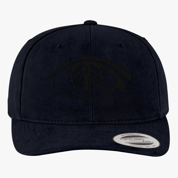 Bassnectar Eye Brushed Embroidered Cotton Twill Hat