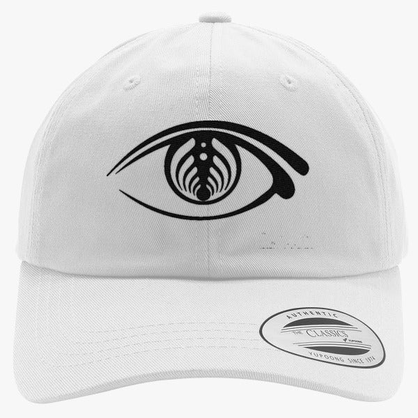Bassnectar Eye Embroidered Cotton Twill Hat