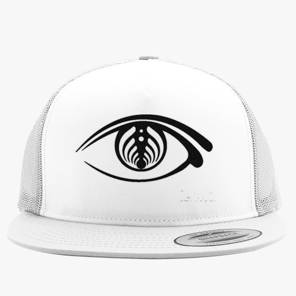 Bassnectar Eye Embroidered Trucker Hat