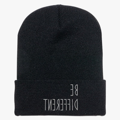 Be Different Knit Cap
