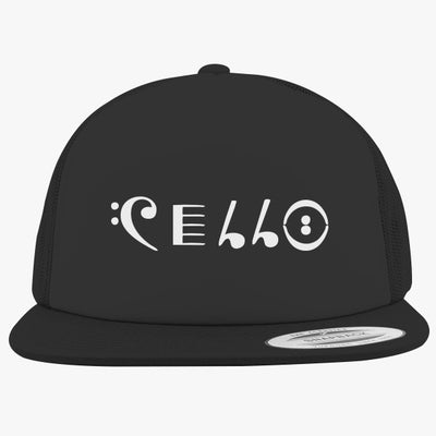 Cello Foam Trucker Hat