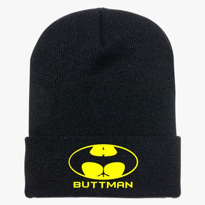 Buttman Knit Cap