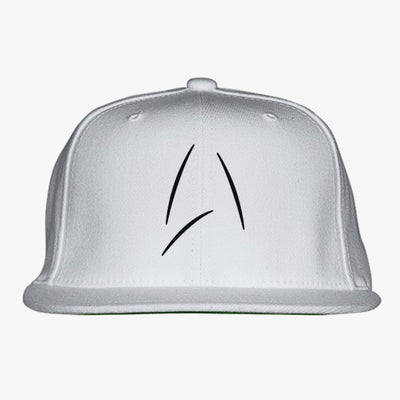 Captain Kirk's Mug From Beyond Embroidered Snapback Hat