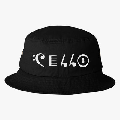 Cello Bucket Hat