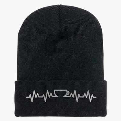 Coffee Lifeline Knit Cap