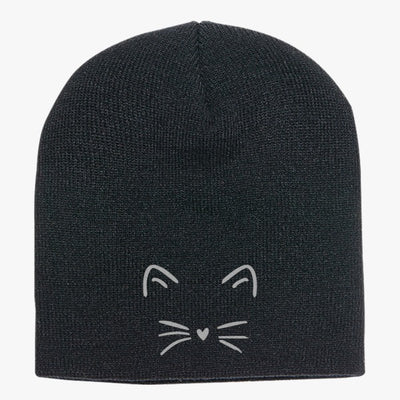 Cute Cat Knit Beanie