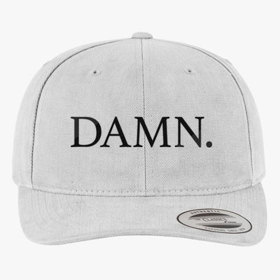 Damn. Kendrick Lamar Brushed Embroidered Cotton Twill Hat