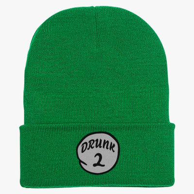 Drunk 2 Knit Cap