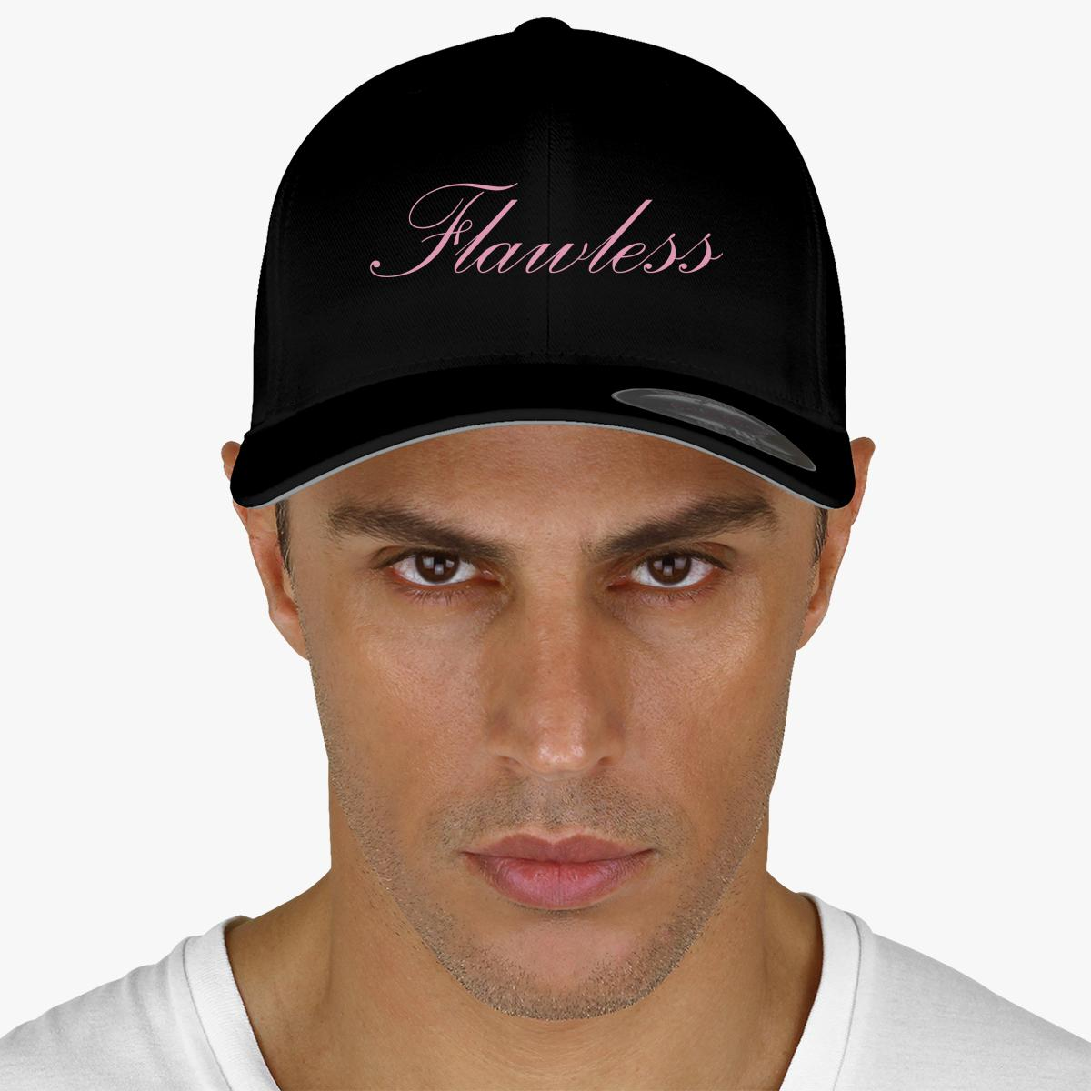 Flawless Embroidered Baseball Cap