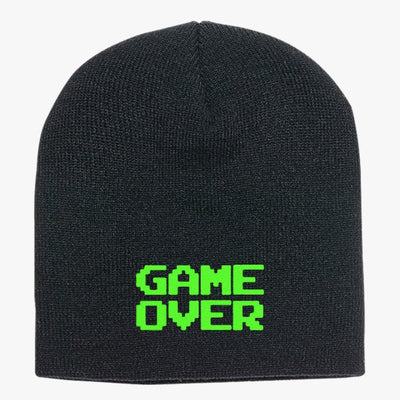 Gameover Knit Beanie