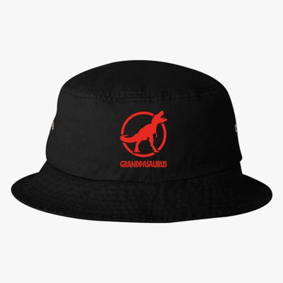 Grandpasaurus - Funny Grandparents  Bucket Hat