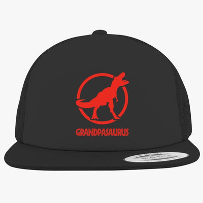 Grandpasaurus - Funny Grandparents  Foam Trucker Hat