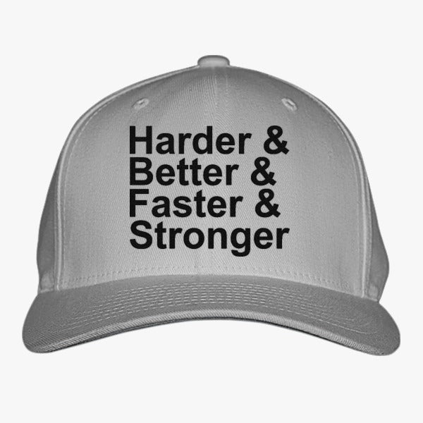 Harder Embroidered Baseball Cap