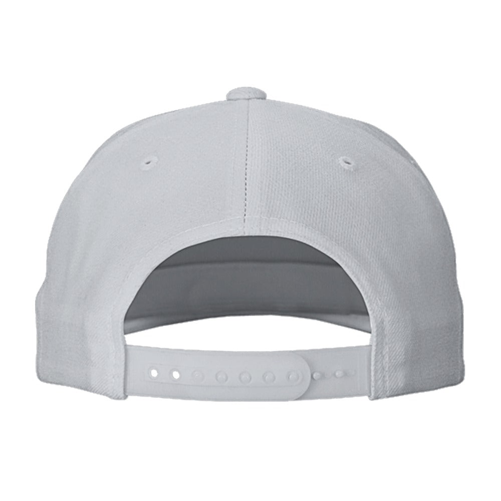 Heart Grenade Embroidered Snapback Hat