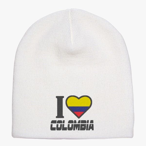 I LOVE COLOMBIA Knit Beanie