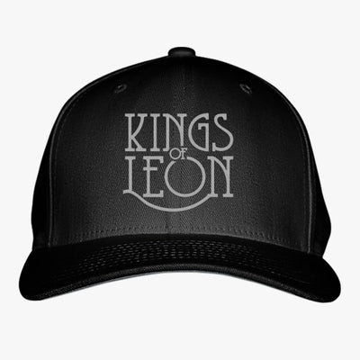 Kings Of Leon Embroidered Baseball Cap