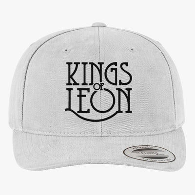 Kings Of Leon Brushed Embroidered Cotton Twill Hat