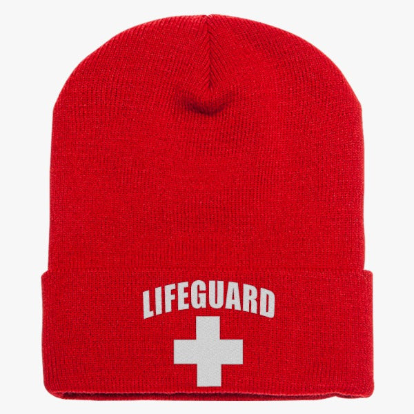 Lifeguard Knit Cap