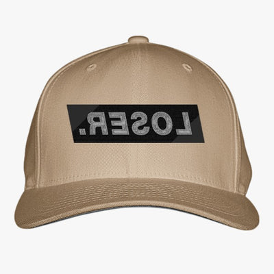LOSER Embroidered Baseball Cap