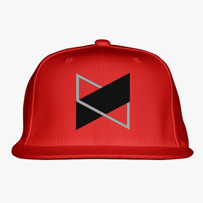 MKHBD Embroidered Snapback Hat