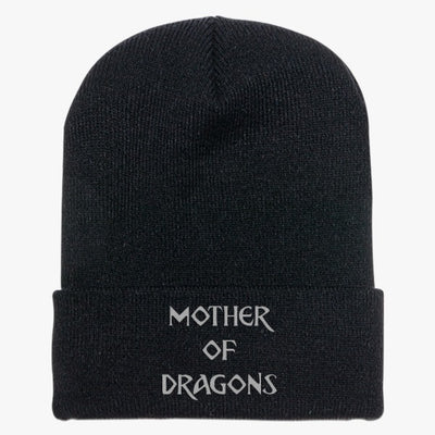 Mother Of Dragons Knit Cap