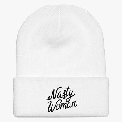 Nasty Woman Knit Cap