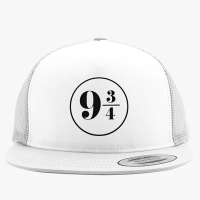 Platform 9 3 4 Embroidered Trucker Hat