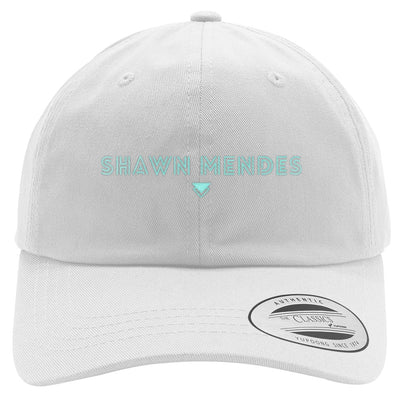 SHAWN MENDES  Embroidered Cotton Twill Hat
