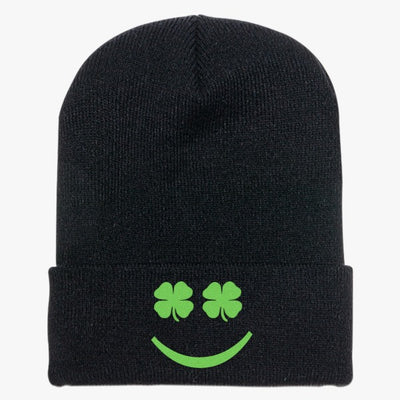 St. Patrick's Day Knit Cap