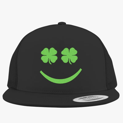St. Patrick's Day Embroidered Trucker Hat
