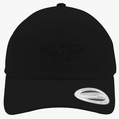 Tank Deji Embroidered Cotton Twill Hat