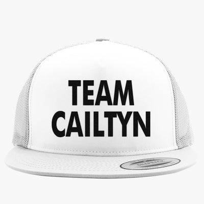 Team Cailtyn Embroidered Trucker Hat