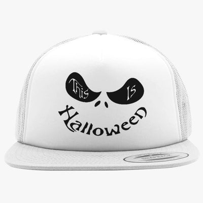 This Is Halloween Foam Trucker Hat