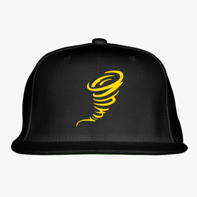 Tornado Clothing Embroidered Snapback Hat