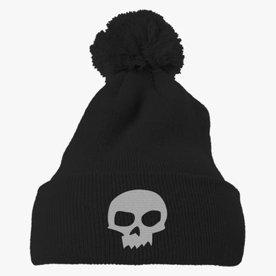 Toy Story – Sid's Skull Embroidered Knit Pom Cap