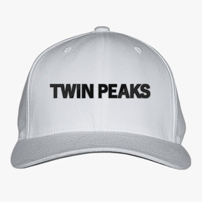 Twin Peaks 2 Embroidered Baseball Cap