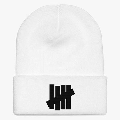 Undefeated Logo  Knit Cap