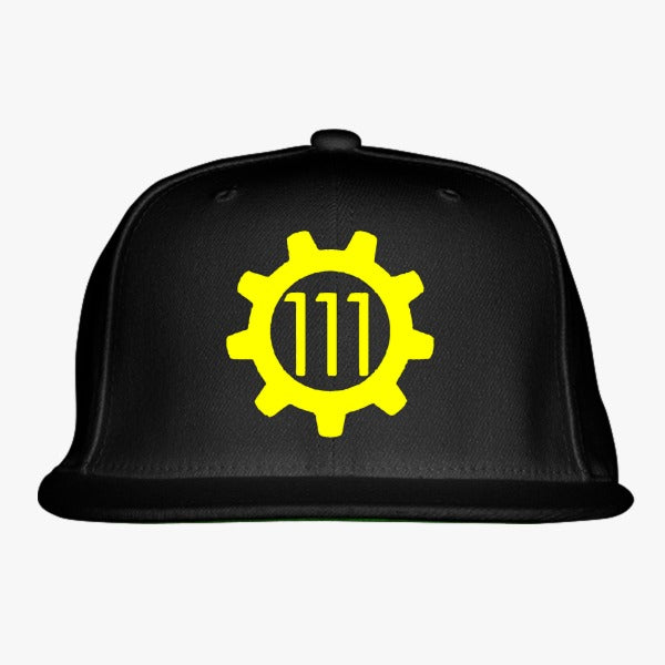 Vault 3 Embroidered Snapback Hat