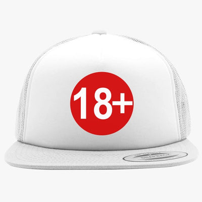 18  Foam Trucker Hat