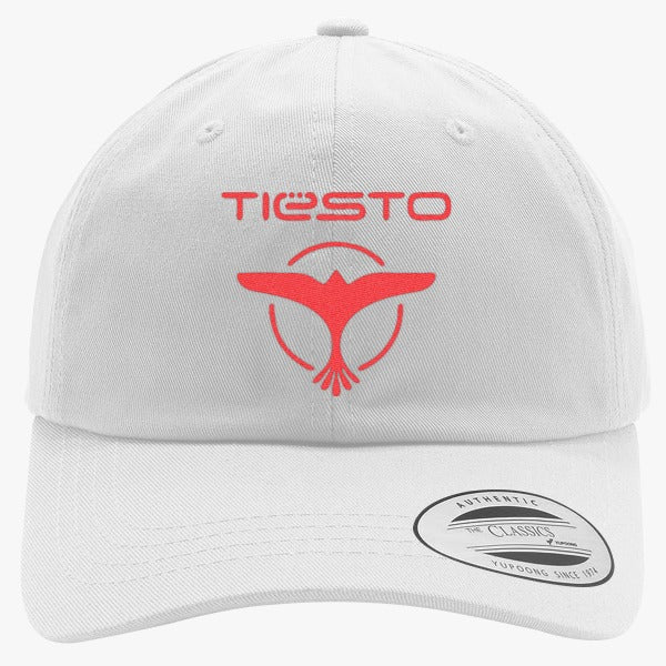 57f63592c3a Tiesto Embroidered Cotton Twill Hat – Hatsline