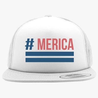 'Merica Foam Trucker Hat