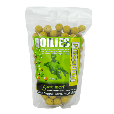 Specimen Boilies Carp Fishing Pineapple