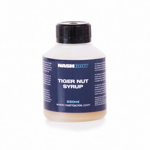ash Tiger Nut Syrup, sweet and potent. Carp love it.