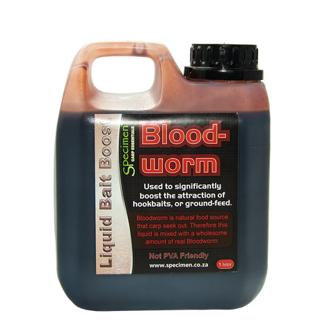Booster-Liquid Bloodworm