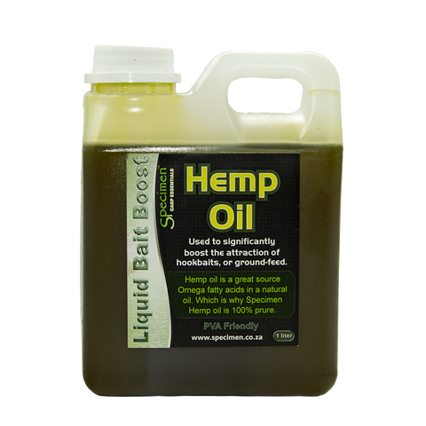Booster-Liquid Hemp Oil