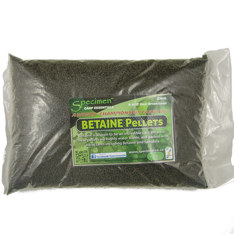Pellets: Green Betaine