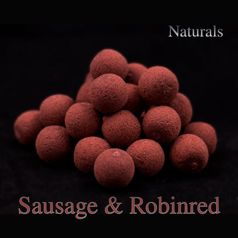 The Pop-Up Naturals: Sausage & Robinred