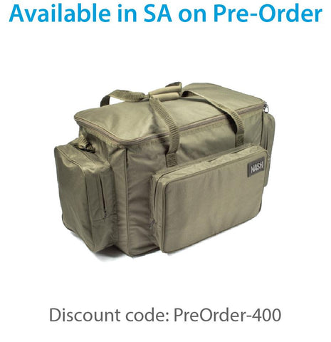 Nash Carryall bag for specimen carp fishing