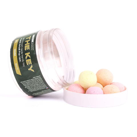 Nash The key Pastel Pop Ups for Specimen Carp Angling